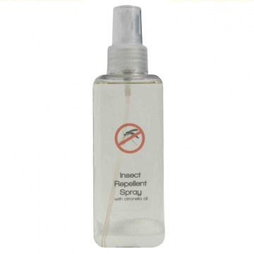 GENERIC INSECT REPELLENT SPRAY with background