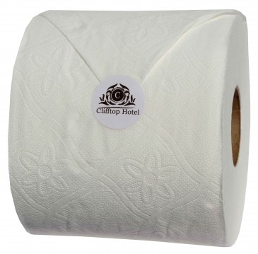 loo roll stickers guest amenities web