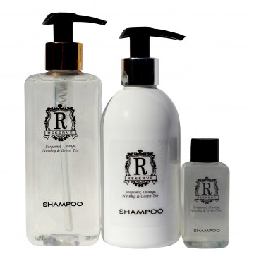reserve shampoo guest house amenities