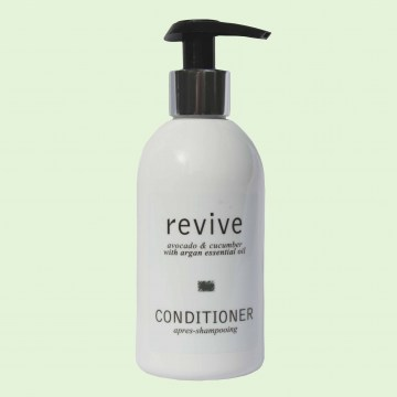 revive conditioner cucumber hotel toiletries