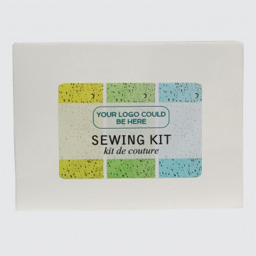 signature body spa sewing kit guest accessories