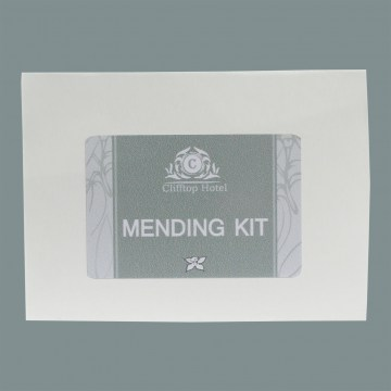 vanilla ylang boxed mending kit guest accessories