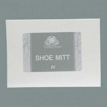vanilla ylang boxed shoe mitt guest accessories